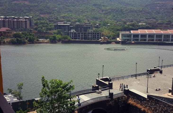 Lavasa Lavish Lake View 3BHK Apartment!!!