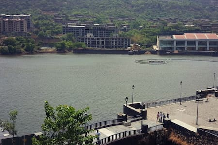 Lavasa lavish lake view apartment!!! - Lavasa