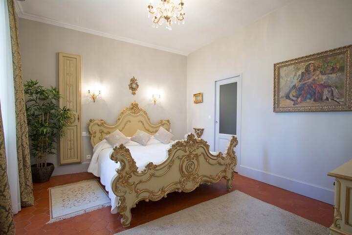 Château Rieutort chambre double Merlot
