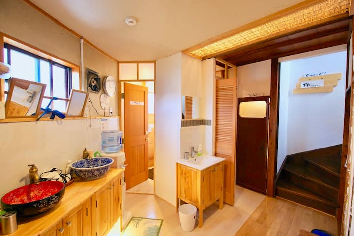 2min To Hakone Loop! Whole house, Your group only