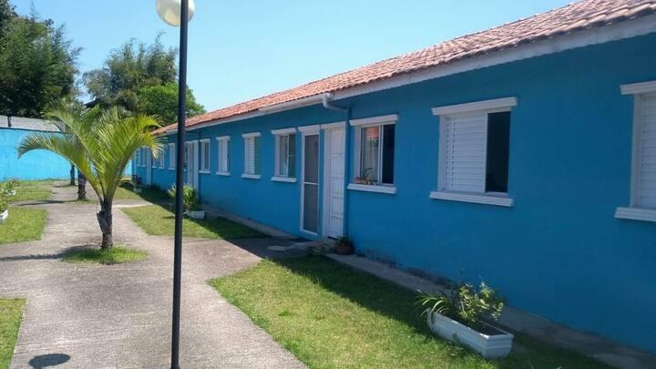 Casa familiar em condomínio fechado Itanhaém