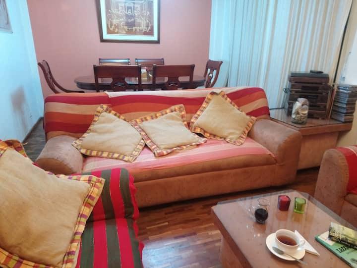 Habitaciones Confortables en Quito