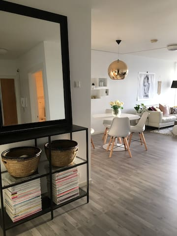 Cosy apartment in Linderud - 12 min. from Oslo S - Oslo - Apartment