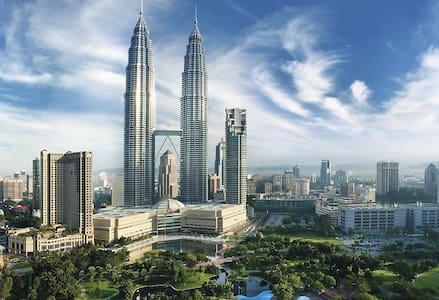 Orange Pekoe Guesthouse @ Bukit Bintang KL - Kuala Lumpur - Konukevi