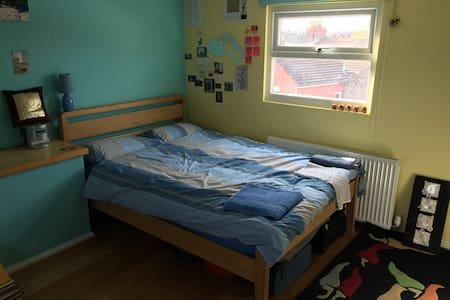 Comfortable en suite double room - Liverpool - Bed & Breakfast