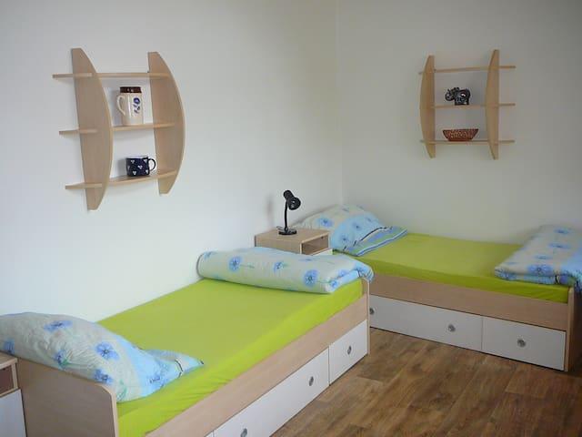 Penzion Poděbrady centrum - Poděbrady - Apartamento