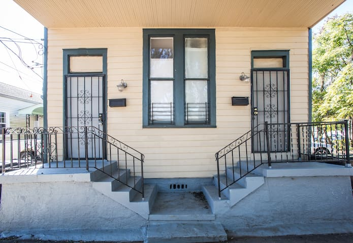 Heart of Mid City - Shotgun-Style Townhome