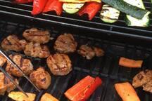 Summer grilling!