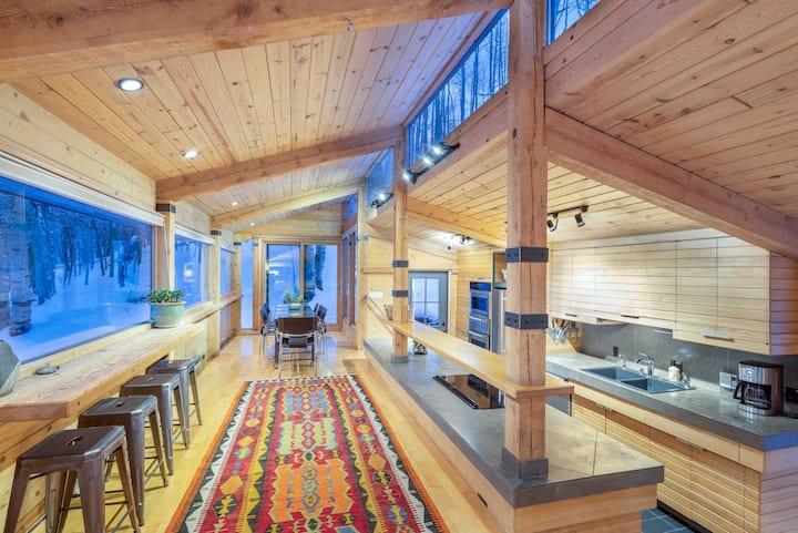 Mountain Vista House
