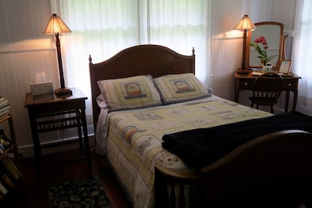 Plantation Managers Home - Moon room