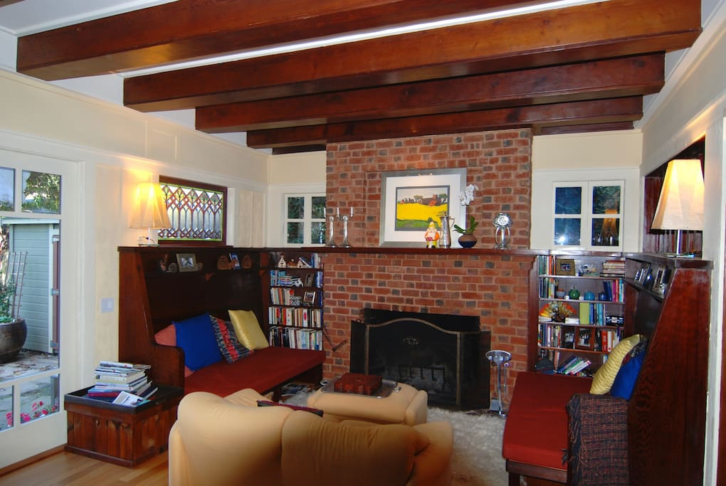 Beautifully Renovated Arts & Craft Home in North Berkeley's Gourmet Ghetto