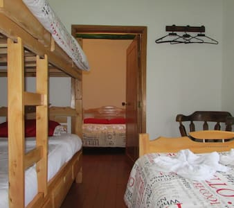 Only 50 steps from main square, clean confortable. - Villa de Leyva - โฮสเทล
