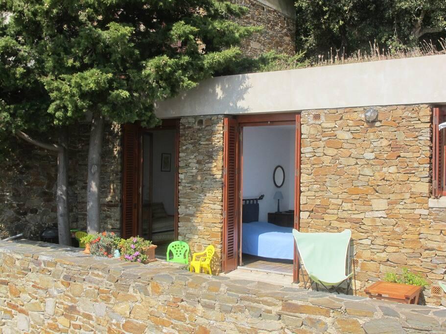 La façade 2