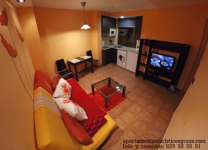 Apartamento estudio3A1