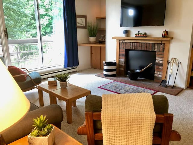★Mountainside Condo in Historic Sugarbush Village★