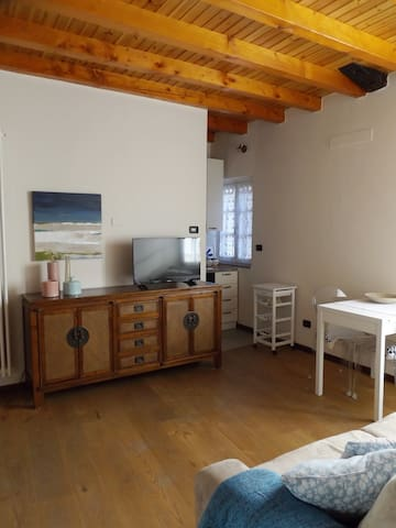 ANTICA CORTE, small apartment in Como center