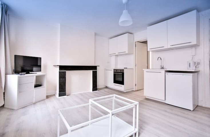 Lovely apartment in a central area