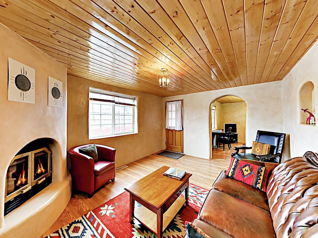 Welcome to Santa Fe! This home is professionally managed by TurnKey Vacation Rentals.