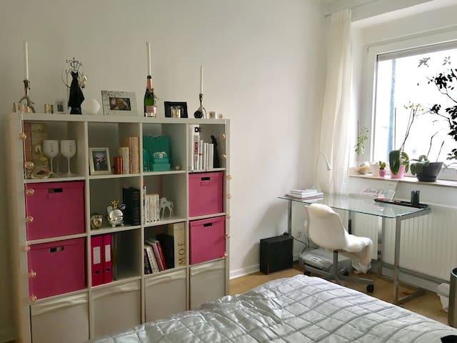 Zentral gelegene 2 Zimmer-Wohnung - Düsseldorf - Apartemen