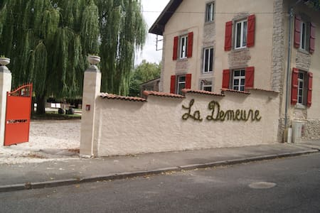 LA DEMEURE - Château-Salins - Guesthouse - 2