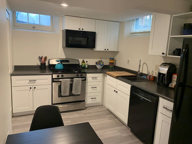 Newly remodeled Basement apartment close to Purdue