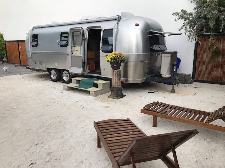 Glamping in Wynwood