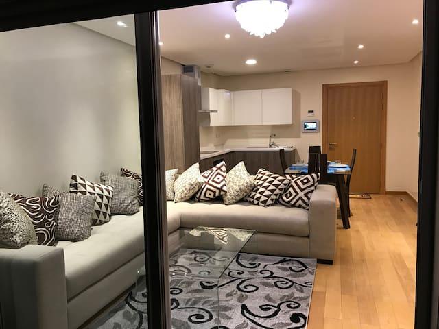 Appartement Océan 3 à Casa-Marinaau 10ème étage - Casablanca - Pis