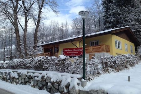 Appartment Bernkogel - Dorfgastein - Daire