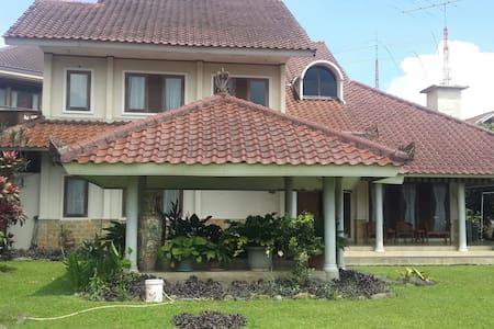 Cheap Whole Villa @Cisarua - Bogor