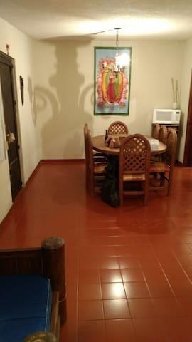 Metepec Mágico, habitación privada - Metepec - Apartment