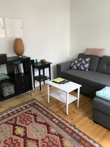 Perfect location in hip Nørrebro