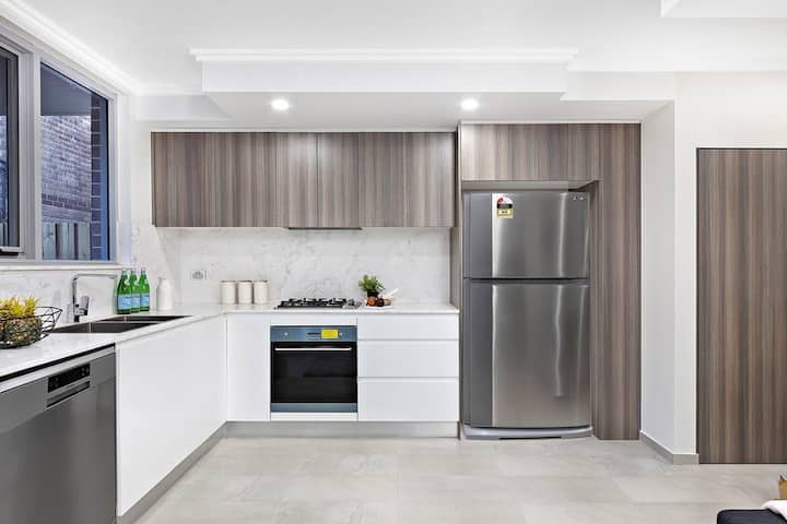 A Home Of Serenity In Leichhardt Village