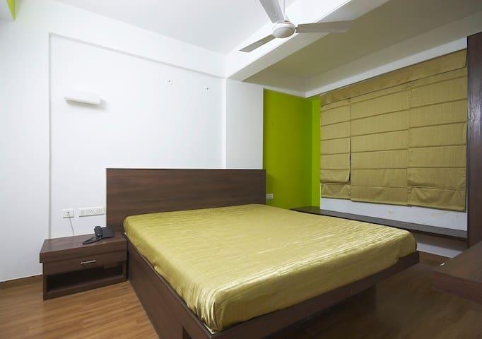 Entire  3 B/H/K apartment - Jaipur - Apartment