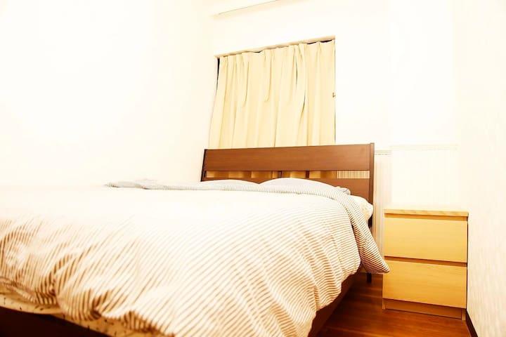 402三ノ輪5 mins,separate bedroom, aircon, Wi-Fi
