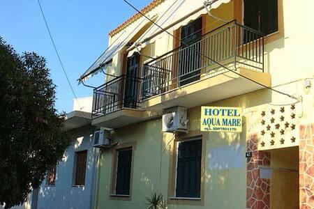 Hotel Aqua Mare - Αίγινα