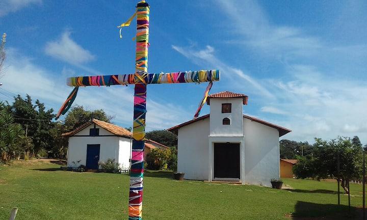 Casa Leonel Centro Lapinha da Serra 100m da praça
