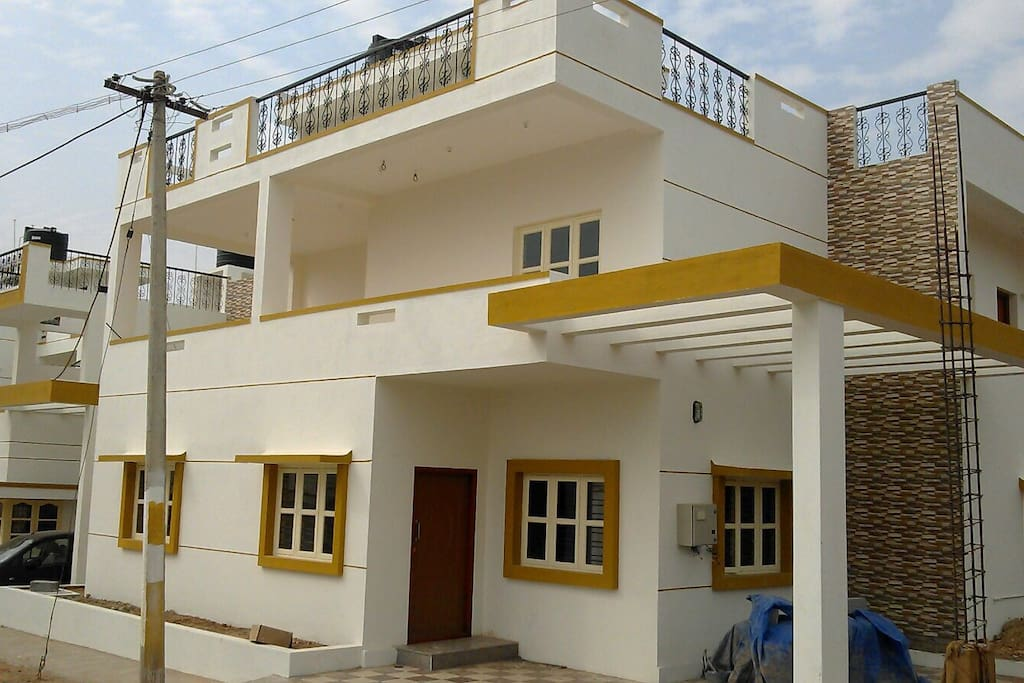 Golden Mile 3bhk Villa With A Swimming Pool Villas For