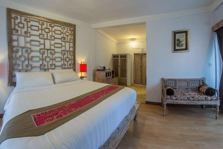 Room in Umalas + Pool + Roomservice - Kerobokan - Apartamento