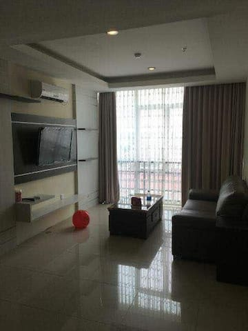 BCC Residence Just Beside BCS 2BR With Kitchen
