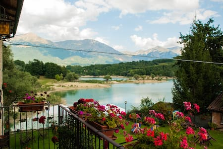 B&B Amatrice al lago - Il Nocciolo - Amatrice - Bed & Breakfast