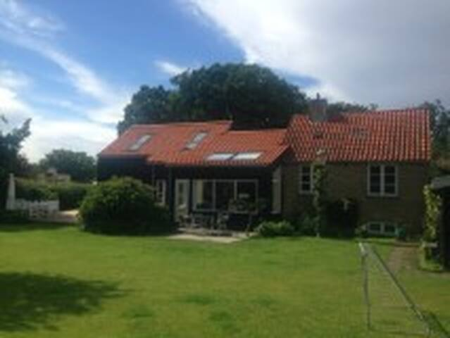Great house close to Copenhagen, beach and nature - Lyngby - Huis