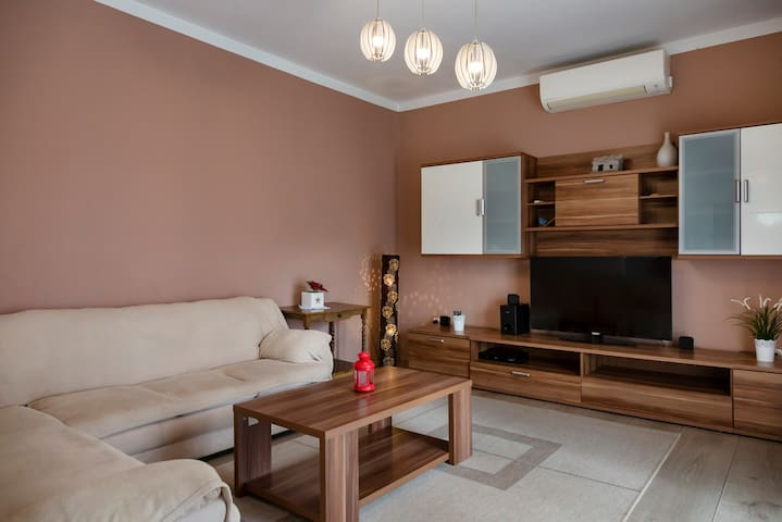 Big apartment by Krka National park