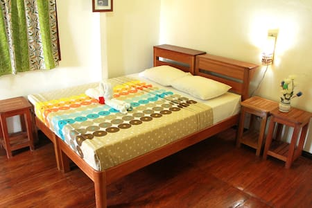 Cabin with Double Bed