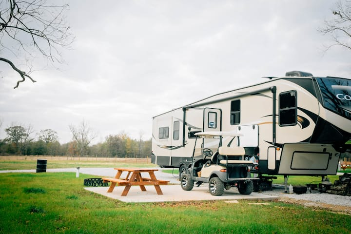 Natchitoches Pecan Orchard RV Park