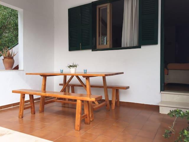 Apartamento en Cala Galdana - Cala Galdana - Apartament