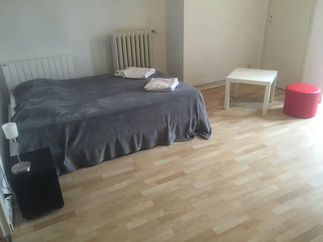 Chambre 25 m2 en centre ville