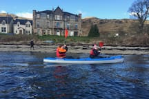 Carrick Farm Double Kayak