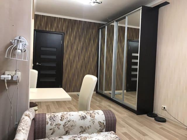 Уютная и стильная, квартира в центре г. Вишневое