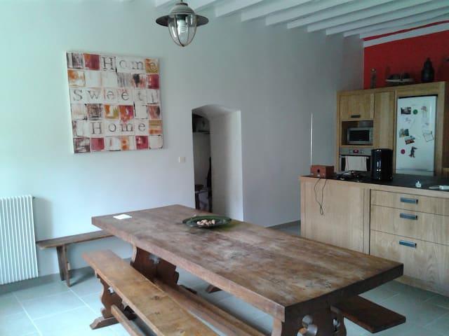grande maison chaleureuse dans le Perche - Saint-Cyr-la-Rosière - Overig