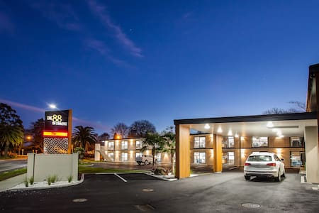 One88 on Commerce - Whakatane - Apartment-Hotel